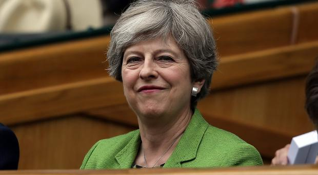 Theresa May will remind ministers of the importance of keeping their discussions private following a series of leaks (Daniel Leal-Olivas/POOL/PA)