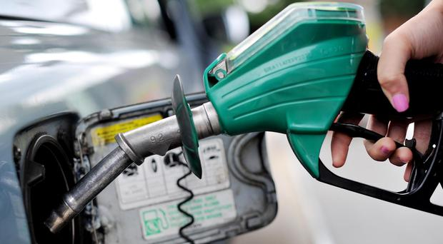Cheaper fuel has helped inflation fall (Nick Ansell/PA)