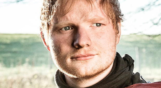 Cameo role: Ed Sheeran