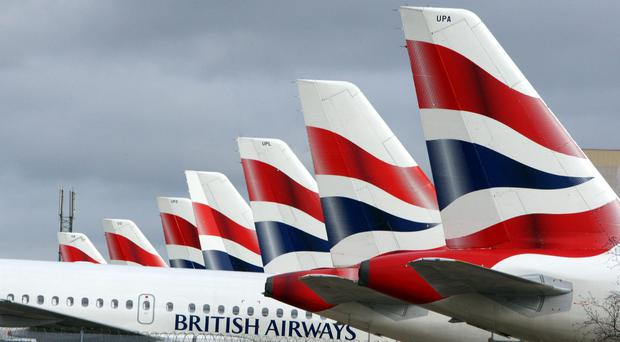British Airways' mixed fleet cabin crew will strike for a further 14 days from August 2 after a current 14-day walkout ends, in a dispute over pay (Steve Parsons/PA)
