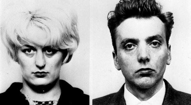 Moors murderers Myra Hindley and Ian Brady (Greater Manchester Police/PA)