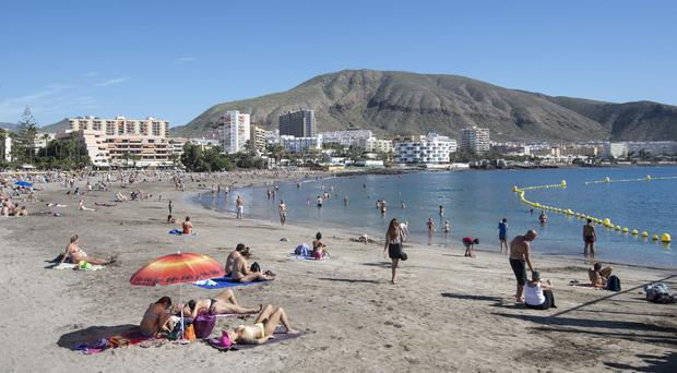 Spain remains the top destination for UK travellers, with the Balearic and Canary islands leading the way (Lauren Hurley/PA)