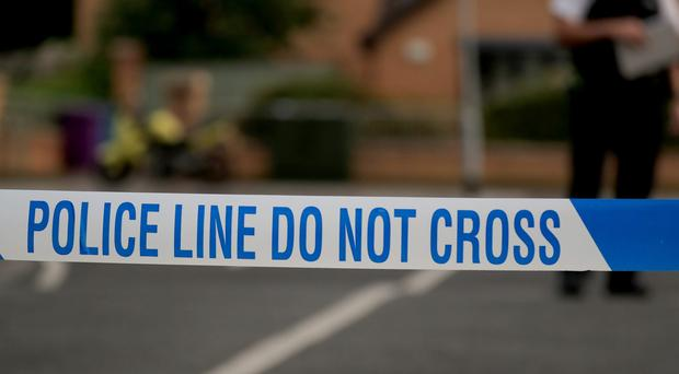 Crime figures have jumped by 10% in the last year (Peter Byrne/PA)