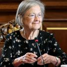 Lady Hale succeeds Lord Neuberger (Jane Barlow/PA)