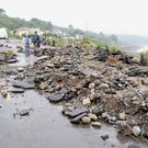 The flash-flooding was the worst to hit Cornwall during the summer since the Boscastle disaster in 2004 (Ben Birchall/PA)