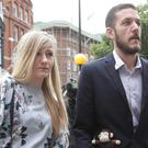 Charlie Gard's parents Connie Yates and Chris Gard (Yui Mok/PA)