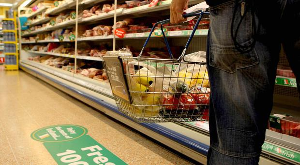 Like-for-like inflation has stabilised at 3.2% - the same rate of increase as this time last month. (Stock photo)
