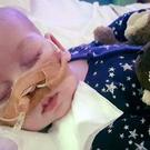 Baby Charlie Gard (Family handout/PA)