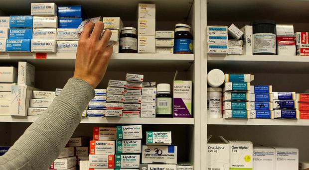 Completing a course of antibiotics increases the risk of building resistance, experts say (Julien Behal/PA)