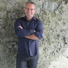 Author Mike McCormack.