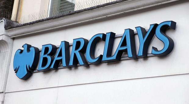 Barclays has set aside another £700m (Yui Mok/PA)