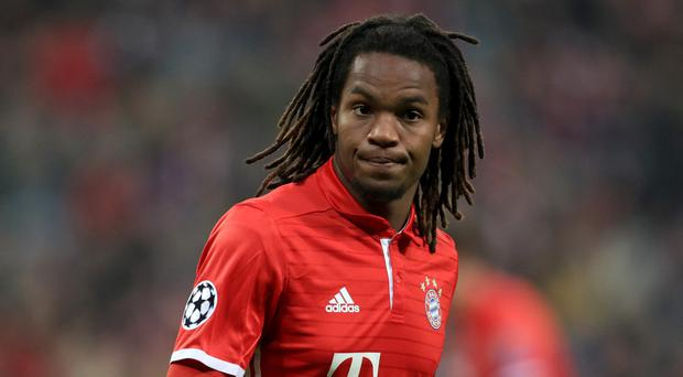 Is Renato Sanches a Chelsea target? (Adam Davy/Empics)