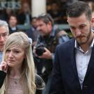 Charlie Gard's parents Chris Gard and Connie Yates (Jonathan Brady/PA)
