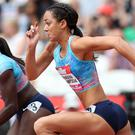 Katarina Johnson-Thompson will bid to win heptathlon gold (Chris Radburn/PA)