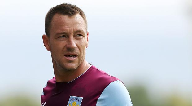 John Terry's home was targeted while he was on holiday (Barrington Coombs/Empics)