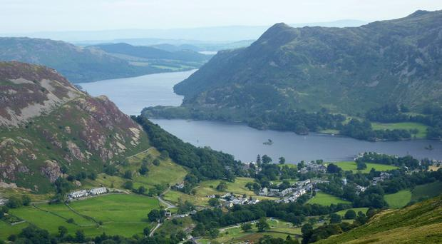 Glenridding and Ullswater form part of the Lake District National Park (Anna Gowthorpe/PA)