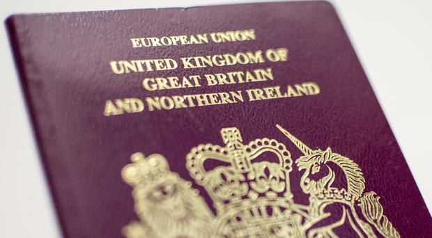 More than 40 suspects have had their right to a passport removed this year (Anthony Devlin/PA)