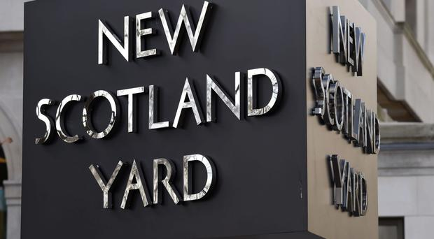 Met Police said Chambers admitted possessing a firearm, possessing ammunition without a certificate and having class A drugs with intent to supply (Kirsty O'Connor/PA)