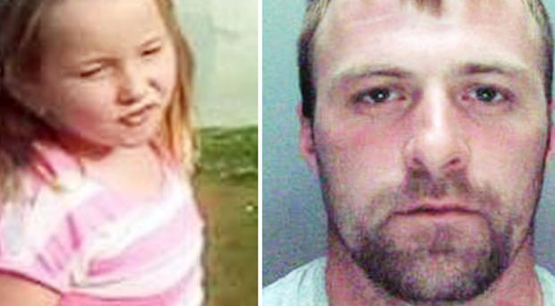 Molly Owens and her father Brian Owens (North Wales Police/PA)