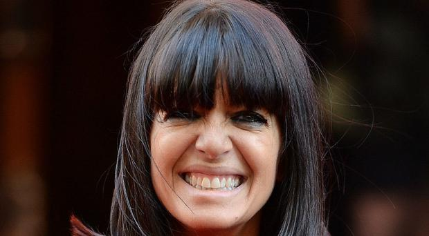 Kevin Myers will not write for the Sunday Times Ireland again following his comments about Claudia Winkleman (pictured) and Vanessa Feltz (John Stillwell/PA)