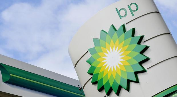 BP has moved back into the black (Nick Ansell/PA)