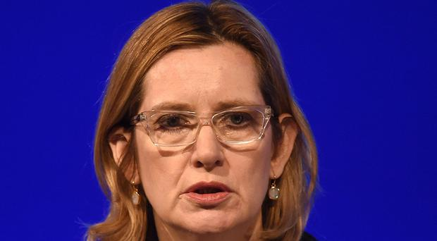 Home Secretary Amber Rudd has warned tech giants that terrorists are using their platforms to