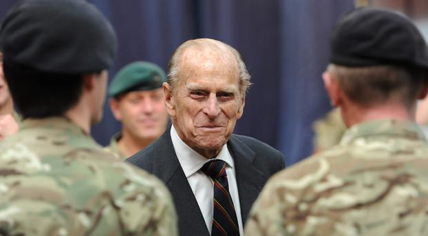 The Duke of Edinburgh will retire from public engagements (Andrew Matthews/PA)