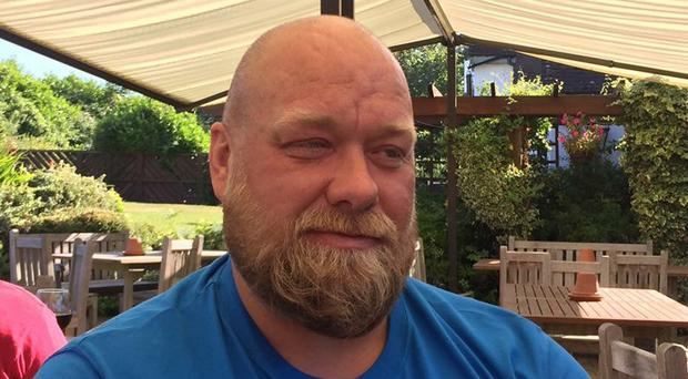 David Webb has died six weeks after a crane collapse claimed the lives of two other workers on a building site (Cheshire Police/PA)