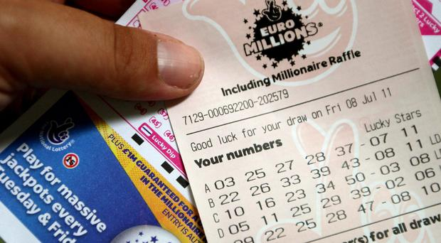 A £53m EuroMillions lottery jackpot remains unclaimed (Dave Thompson/PA)