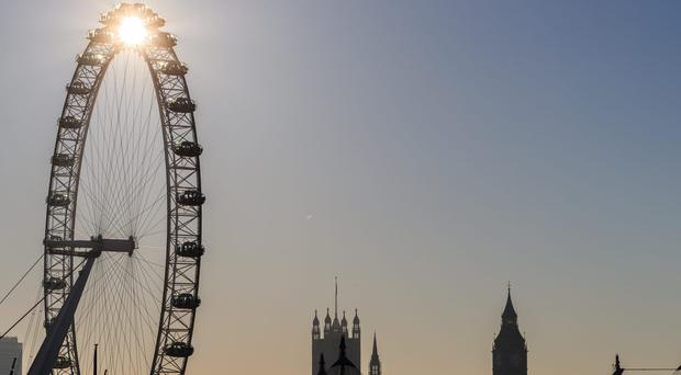 London Eye owner Merlin Entertainments has reported visitor numbers being hit by terror attacks (John Walton/PA)