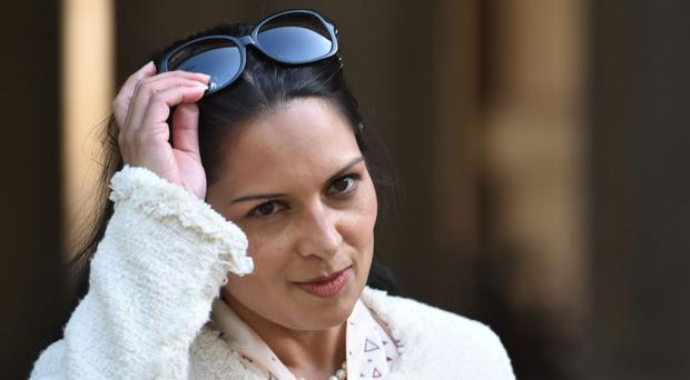 Cabinet minister Priti Patel has insisted the Government's Brexit strategy is clear (David Mirzoeff/PA)