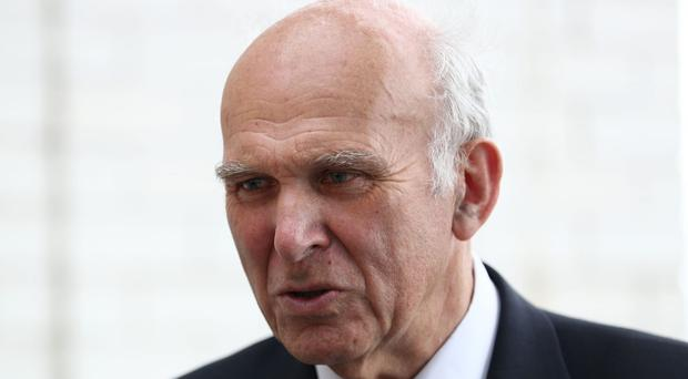 Sir Vince Cable has lashed out at hardline Brexit