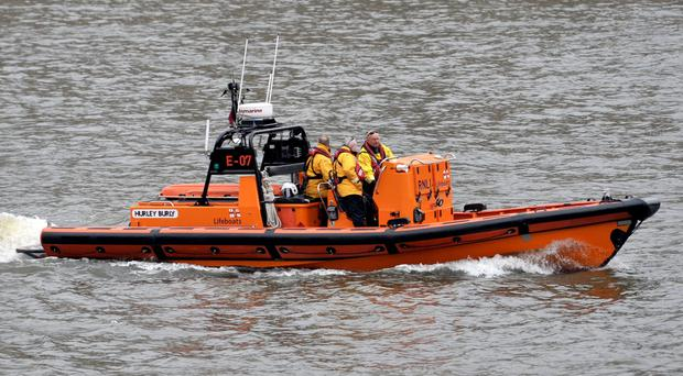 One dead, two missing after boat sinks off Shoreham