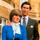 Prince Charles and Diana were once seen as the ideal glamorous couple