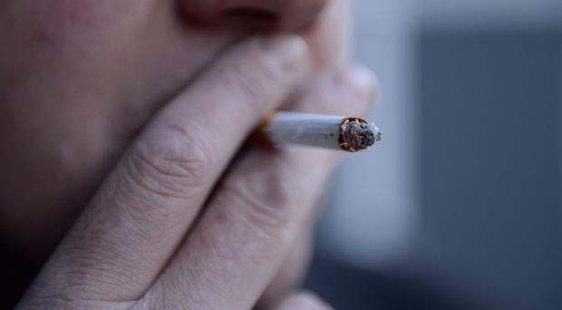Smoking is worth almost £15 billion to the public purse (Jonathan Brady/PA)