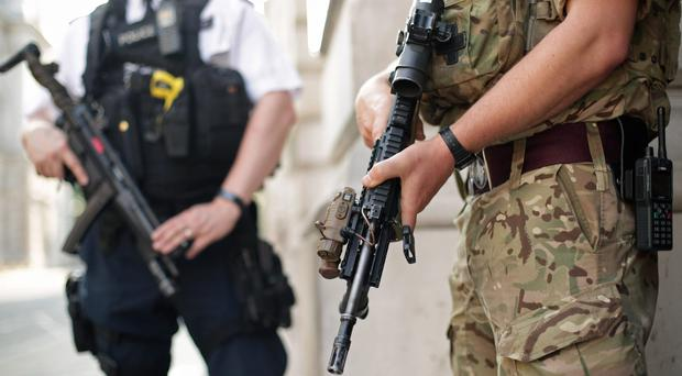 A senior Scotland Yard police officer has defended a Government counter-terrorism programme (Yui Mok/PA)