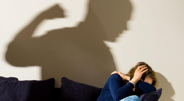 Domestic abuse accounts for almost one in 10 offences in the capital (Dominic Lipinski)