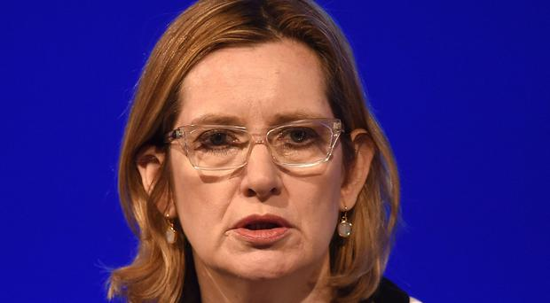 Home Secretary Amber Rudd's comments follow convictions of 17 men and one woman over the sexual abuse of under-age girls (Joe Giddens/PA)