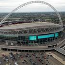 Fans will have to pay £40 to park at Wembley Stadium to watch Spurs play (Steve Parsons/PA)
