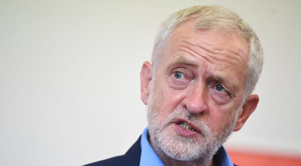 Jeremy Corbyn has shifted his focus on to the NHS in recent days (Victoria Jones/PA)