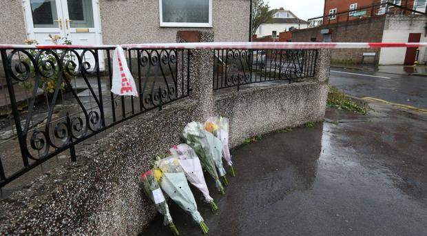 Two teenagers are being held on suspicion of murdering 15-year-old Jermaine Goupall (PA Wire)