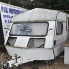 Men were forced to live in caravans by the Rooneys (Lincolnshire Police/PA)