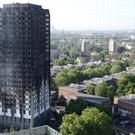 158 households from the Grenfell Tower fire remain in hotels (Rick Findler/PA)