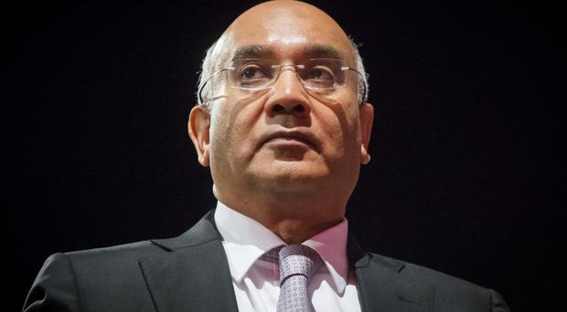 Keith Vaz has been re-elected onto Labour's National Executive Committee (Danny Lawson/PA)