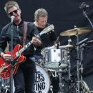 Noel Gallagher's High Flying Birds (Brian Lawless/PA)