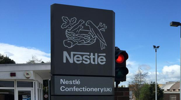 Nestle's Walnut Whip dates from 1910 (Tom White/PA)