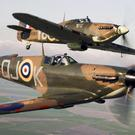 Historic aircraft of the Battle of Britain Memorial Flight have almost entirely been taken out of action over engine-related safety fears (SAC Neil Chapman/MoD Crown Copyright)