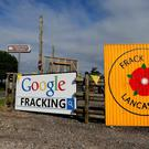 The geology of the UK is unsuitable for fracking and the opportunity of the new energy source has been