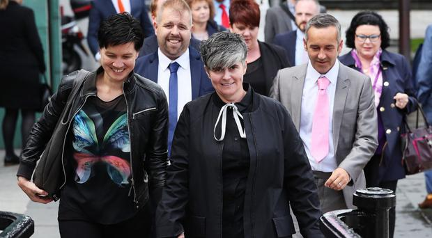 A judge rejects Northern Ireland same sex marriage ban challenges (PA Wire)