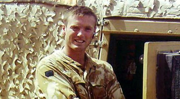 Private Phillip Hewett was killed while on patrol in Iraq (Ministry of Defence/PA)